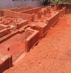 Laterite masonry walls