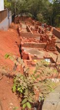 Laterite masonry superstructure
